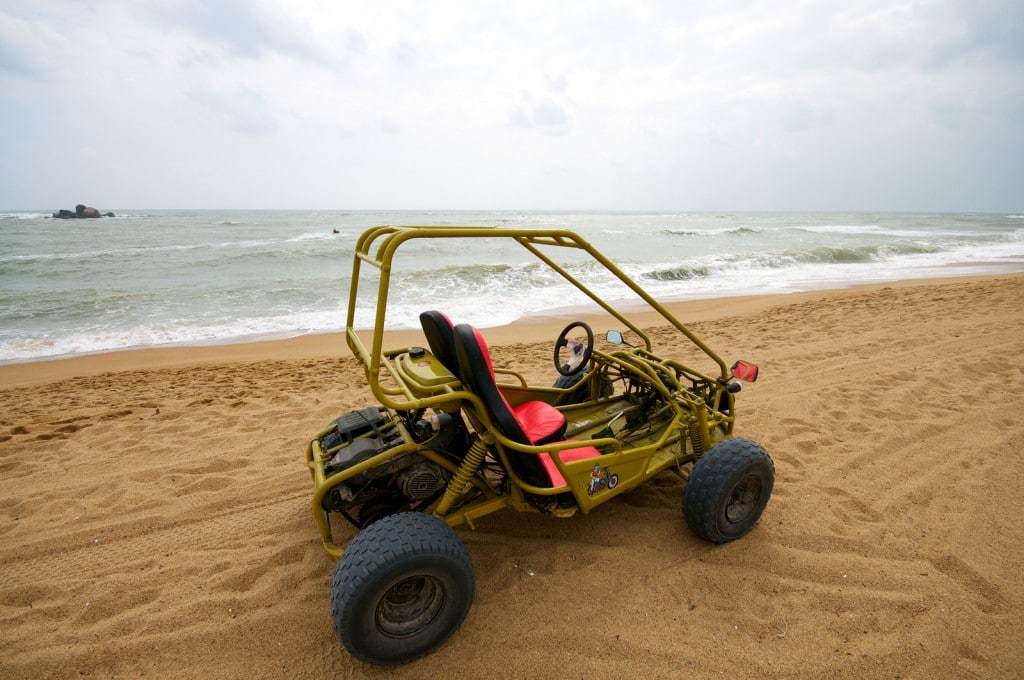 Enjoy Atv On Cabo San Lucas Beaches.