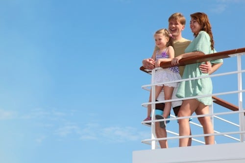 Family trip in Grand Solmar Timeshare