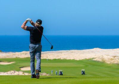 Rancho San Lucas golf course