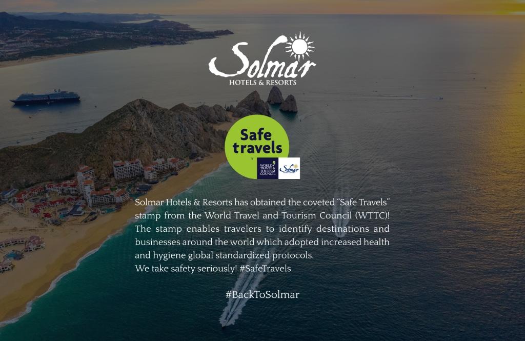 Grand Solmar Vacation Club anti Covid-19 protocols