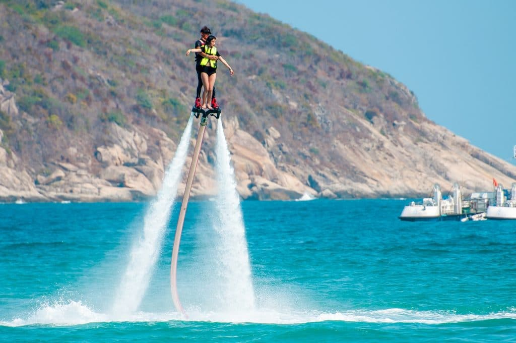 Extreme sport and recreation by Grand Solmar Vacation Club