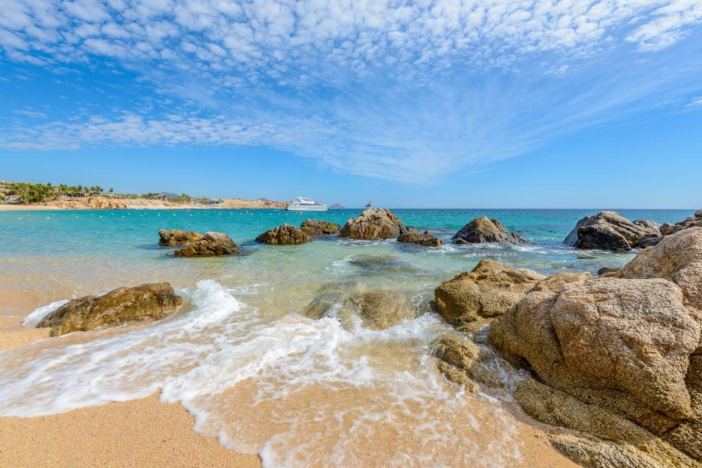 Playa El Chileno Beach, Cabo San Lucas, Mexico. by Grand Solmar Vacation Club