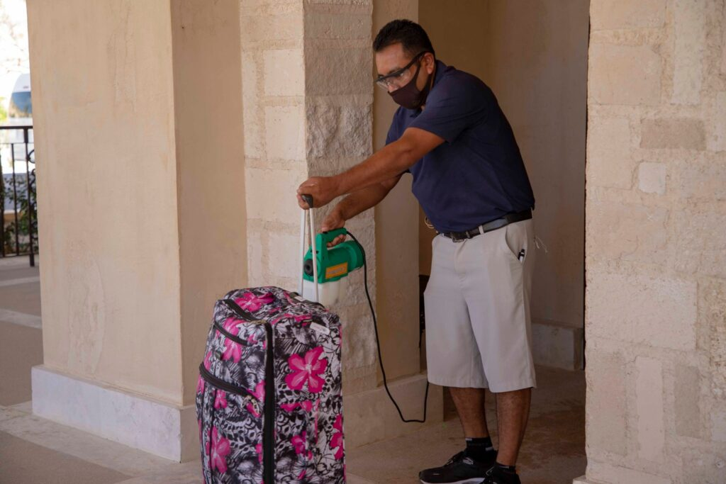 safety protocols at Grand Solmar Vacation Club